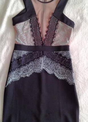 Очень сексуальное коктейльное платье от asos размер 12