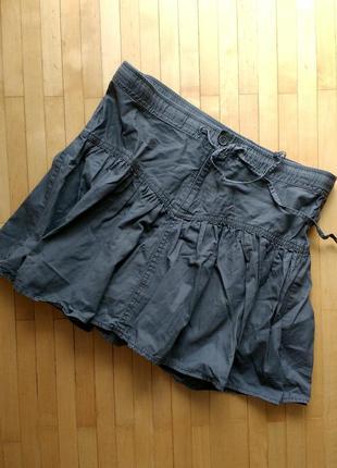 H&m юбка короткая