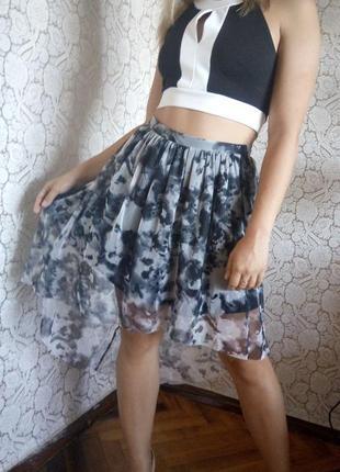 Эффектная юбка от river island