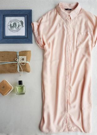 Платье рубашка от f&f