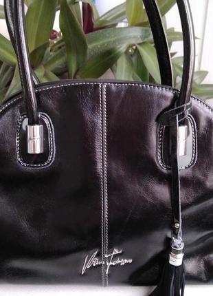 Классная сумка от velina fabbiano