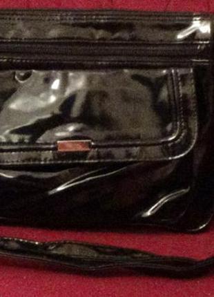 Новая лаковая сумка