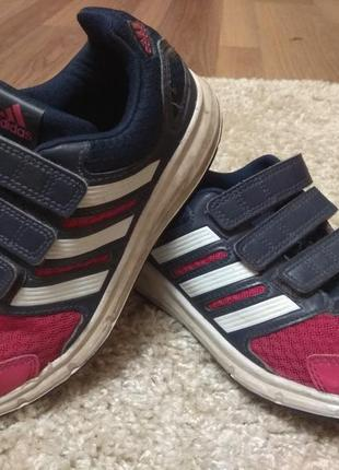 Adidas ortholite 33р. кроссовки для девочки