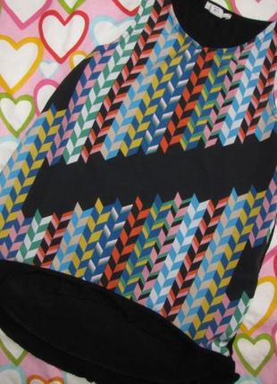 Футболка блузочка для девочки 116 см
