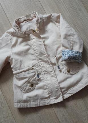 Курточка (парка) h&m для девочки