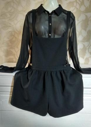 Стильная юбка- шортыboohoo