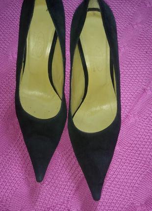 Лодочки туфли hand made