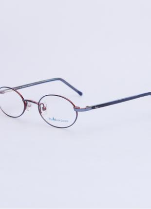Брендовые имиджевые очки - оправа от люксового бренда ralph lauren, оригинал (италия)
