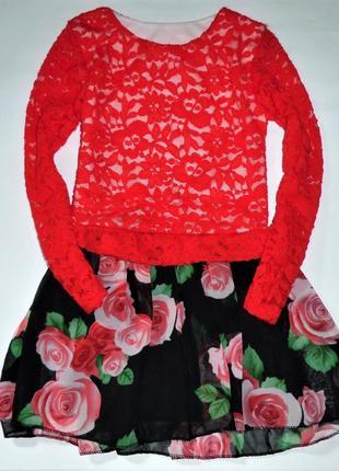 Платье fabrique en france   4 года
