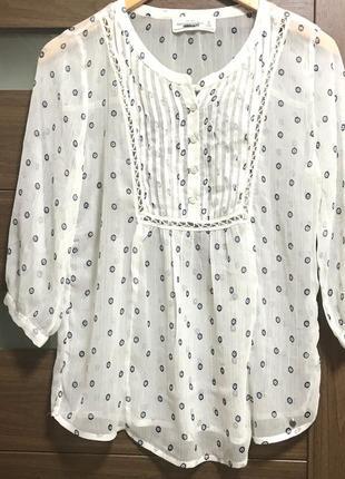 Легкая блузка1 фото