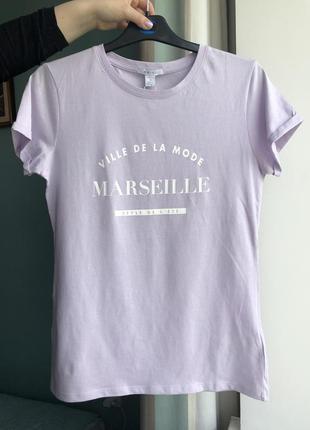 Коттонова футболка