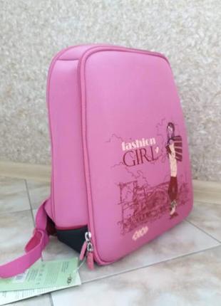 Рюкзак школьный-трансформер zibi для девочек 1-4 кл