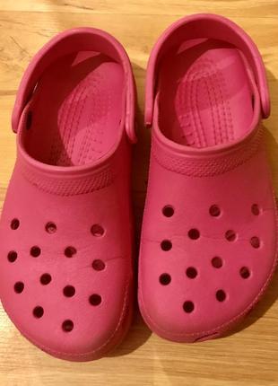 Кроксы, crocs1