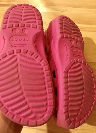 Кроксы, crocs4