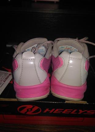 Супер кроссовки на колесиках heelys