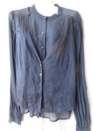 Блузка-пиджак principles шелк натуральный