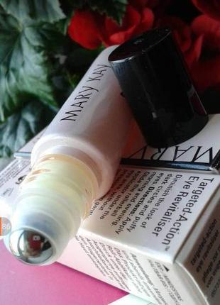 Обновляющее средство для кожи вокруг глаз направленного действия timewise targeted-action
