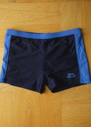 146-152 см slazenger шикарные плавки от известного производителя спортивной одежды