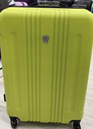 Дешевле только у нас средний чемодан бренд wings валіза сумка на колесах