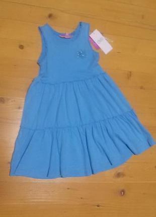 Платье ovs (италия) р122