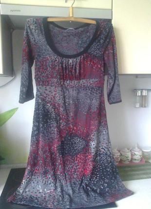 Акция 1=1=3! стильное теплое туника - платье турция