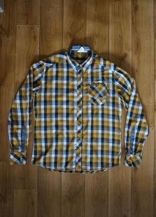 Рубашка 100% котон shine