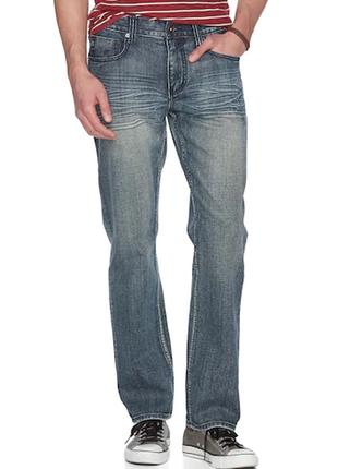 Американские джинсы urban pipeline® relaxed straight jeans