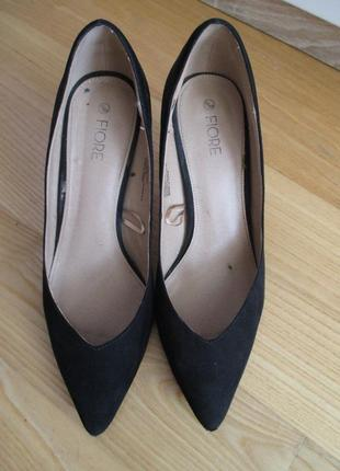 Туфлі fiore matalan 39 р