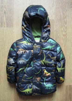 Куртка 9 - 12мес, next, длина 36см, ширина 32см, рукав 25см.
