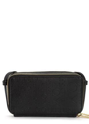 Juicy couture сумка сумочка оригинал натуральная кожа кожаная кроссбоди