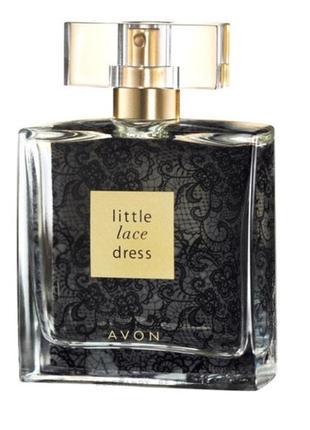 Парфюмированная вода little lace dress