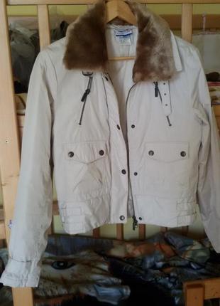Куртка reebok женская размер 38