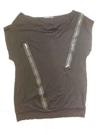 Стильная блузка футболка 50 размера