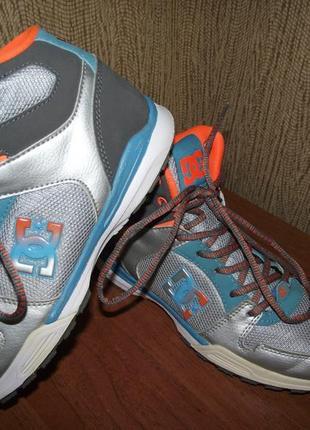 Кроссы dc shoes