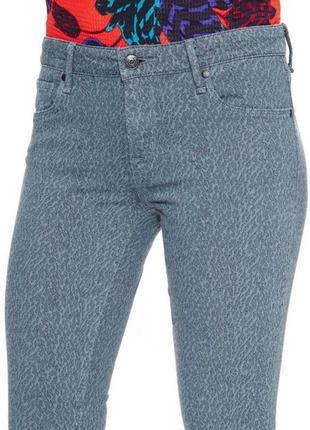 Marc jacobs жаккардовые джинсы слим р 46 оригинал