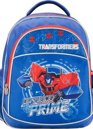 Рюкзак kite школьный 510 transformers tf17-510s мальчику 1-4 кл