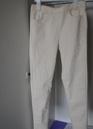 Облегающие стрейчевые брюки
