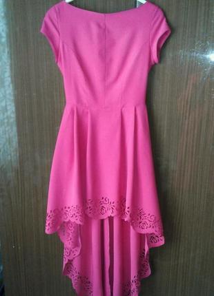 Рожеве плаття фірми van girl