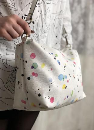 Стильная брендовая сумка от desigual