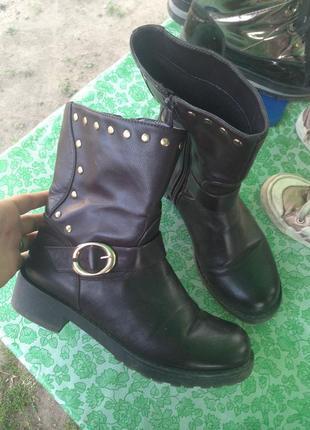 Сапоги ботинки как zara