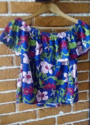 Стильный топ блуза