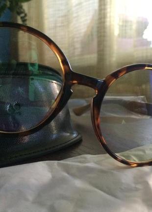 Супер модные стильные очки унисекс для компьютера