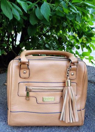 Компактная кофейная сумка