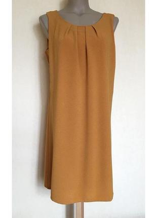 Доступно - платье с красивой спинкой *kiabi* eur40/ru46 р.