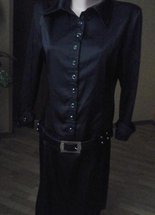 Черное платье фирмы stella