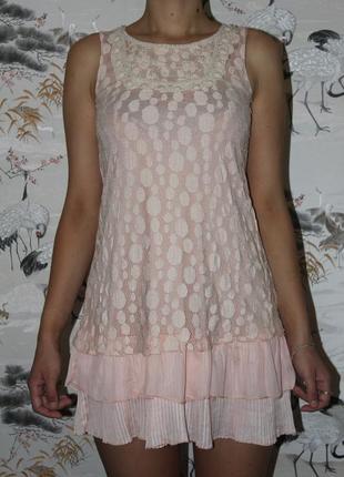 Красивое платье  little mistress