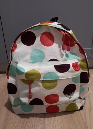Летний пляжный рюкзак