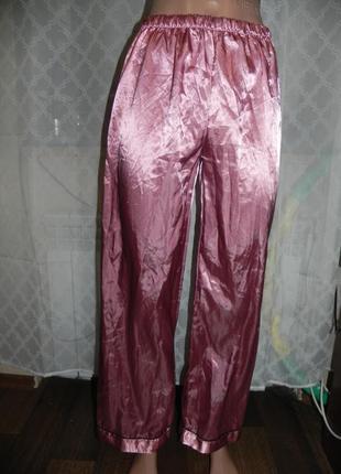 Распродажа брюки пижамные / домашние 44р