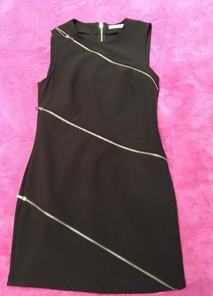 Черное платье,женское платье,короткое платье