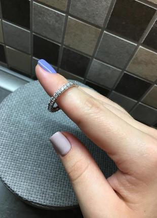 Серебряное кольцо (бесплатная доставка)